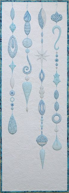 Sampaguita Quilts: Winter Baubles