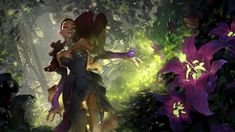 The art and inspirations behind Riot's Legends of Runeterra | PCGamesN