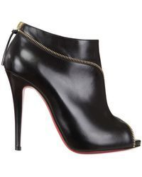 Christian Louboutin Boots | Ankle Boots, Leather Boots, Winter Boots | Lyst