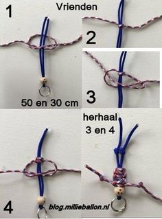 Paracord friends are easy to make in all shapes and sizes. - Paracord friends are easy to make in all shapes and sizes. These keychains, called paracord buddies - Paracord Projects, Macrame Projects, Macrame Art, Macrame Knots, Bracelet Crafts, Jewelry Crafts, Yarn Dolls, String Crafts, Jewelry Knots