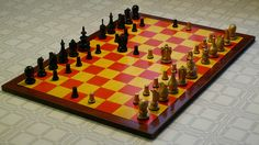 Courier Chess | Flickr - Photo Sharing!
