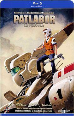 Patlabor the movie- Mamoru Oshii