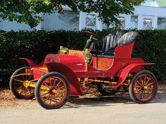 1906 Franklin Model-E Runabout - (Franklin Automobile Company Syracuse, New York 1902-1934)