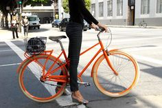 Publicbikes.com m3 orange  Love it