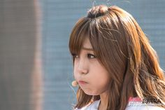 "Anytime I see EunJi do a playful, or real pouty face, my heart skips a full happy beat and I just sit and study. What is it about EunJi that makes her such a polarizing figure?  I have no clue, but,  if I am brutally honest about beauty itself, it is only ""a dime a dozen"" today. But somehow, someway, EunJi always seems to rise above that. So I gave up trying to figure it out ...and now I just have fun appreciating it."