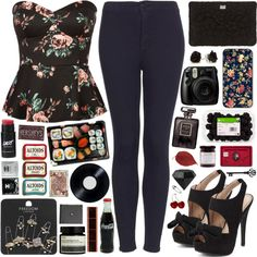 """Overracting"" by cuzyeah on Polyvore"