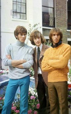 Bee Gees....