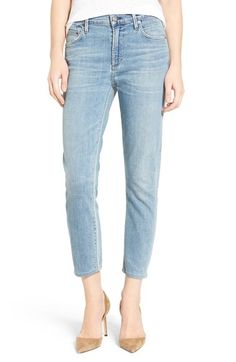Citizens of Humanity Rocket High Rise Crop Skinny Jeans (Berkeley) available at #Nordstrom