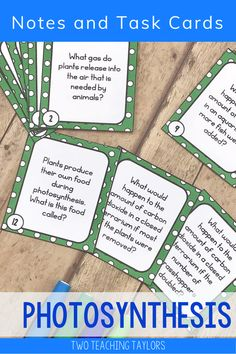This simple foldable notes activities is the perfect support for kids when you are teaching about photosynthesis. Includes a single page worksheet foldable with a diagram, notes, and equation (formula). Fits perfectly into interactive notebooks or print on poster paper and use as an anchor chart. This photosynthesis model is exactly what you need for kids in 3rd grade to 5th grade science class. Teaching 5th Grade, 5th Grade Science, Science Student, Middle School Science, Elementary Science, Physical Science, Science Classroom, Science Education, Elementary Schools