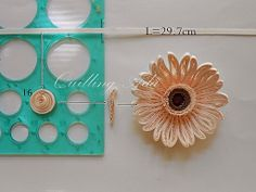 Quilling by Ada: Tutorial