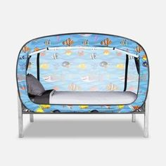 The Bed Tent Unicorn Galaxy Girl Bedroom Designs, Girls Bedroom, Bedroom Decor, Bedroom Ideas, Floor Bed Frame, Toddler Tent, Futon Bed, Bed Springs, Types Of Beds