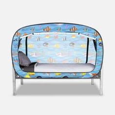 The Bed Tent Unicorn Galaxy Girl Bedroom Designs, Girls Bedroom, Bedroom Ideas, Floor Bed Frame, Toddler Tent, Futon Bed, Camper Van Conversion Diy, Bed Springs, Types Of Beds