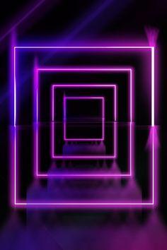 Simple Illuminated Lines Neon Stereoscopic Neon Backgrounds, Wallpaper Backgrounds, Event Lighting, Neon Lighting, Background Templates, Background Images, Tumblr Neon, Neon Artwork, Neon Design