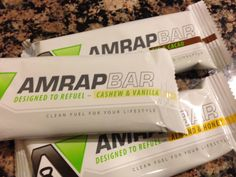 """Through my ambassadorship with SweatPink I was one of the lucky bloggers selected to review the latest recovery bar to join the fitness market. Before this opportunity I had never heard of AMRAP. AMRAPstands for """"As Many Reps/Rounds As Possible."""" These bars were made in mind for the Crossfit athlete, but they are great for …"""