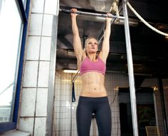 How to do a pull up (even if you think you can't): the complete guide