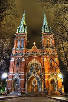 St. John's Church in Helsinki, Finland.