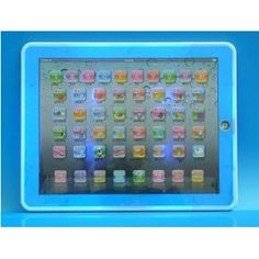 Y-pad Table Learning Machine Tablet Toy English click for more