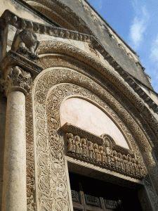Santa Caterina d'Alessandria -XVI sec. - Galatina, Salento, Italy.   - Salento Puglia