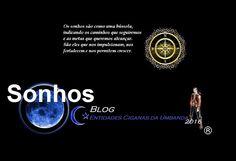 Entidades Ciganas da Umbanda (Clique Aqui) para entrar.: SONHOS