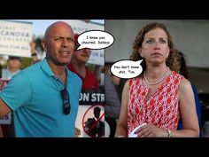 Tim Canova Accuses Debbie Wasserman Schultz of Rigging Election Against Him