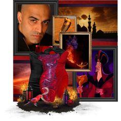 """Faran Tahir as Jafar."" by maddie-madhatt3r on Polyvore"