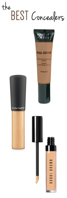 The top rated concealers. #makeup