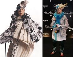 Anna Piaggi, the Italian fashion writer and style icon, passed away today. She was 81 wonderful years old.