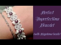 Perfect Imperfections Bracelet Beading Tutorial by HoneyBeads