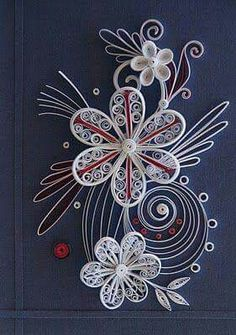 Neli is a talented quilling artist from Bulgaria. Her unique quilling cards bring joy to people around the world. Neli Quilling, Origami And Quilling, Quilling Paper Craft, Paper Crafts, Quilling Patterns, Quilling Designs, Quilled Creations, Quilling Tutorial, Quilling Techniques
