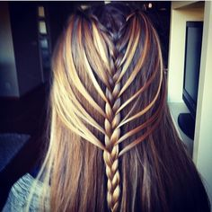 Most popular tags for this image include: hair, style, cute, hairstyle and braid
