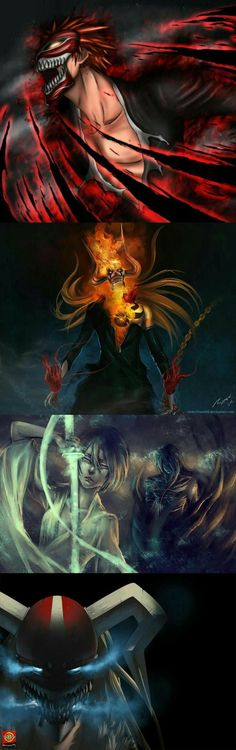 Bleach art ,so cool! #bleach #cosplayclass