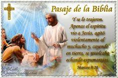 Vidas Santas: Santo Evangelio según san Marcos 9:20