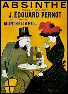 Absenta, la peligrosa bebida del hada verde - Cuaderno de Historias