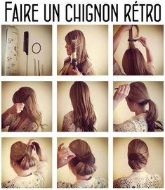 15 tuto coiffures pour une rentrée bien peignée | Glamour
