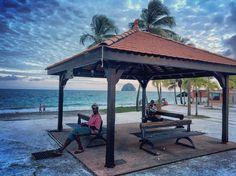 #Madinina vue par @amandine.chvlrs:  #lediamant #diamant #martinique #holidays #beautiful #landscape #amazing #view #sunset #sea #beach #palmier #love #travel #photo #photography #photographie #photooftheday #WeLike ! A voir sur Instagram : http://ift.tt/1sXBtP6
