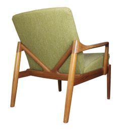 Easy chair by Edvard Kindt-Larsen. $2500