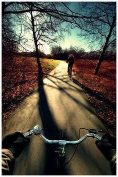 Autumn Cycling #KEEN #take10
