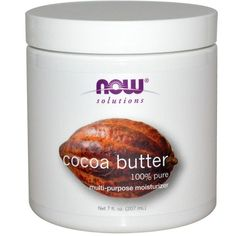 Now Foods Solutions 7-ounce Cocoa