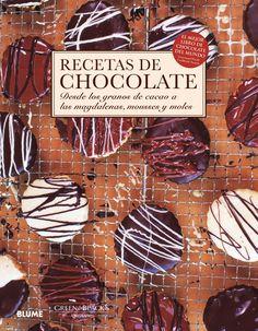 Recetas de chocolate greens blacks by Cristina Rodriguez - issuu Chocolate Recipe Book, Chocolate Treats, Homemade Chocolate, Chocolate Recipes, Book Cupcakes, Cupcake Cakes, Recipe Book Covers, Chocolate Company, Vintage Cookbooks