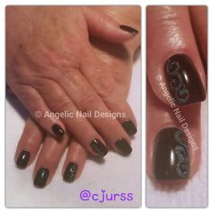 This set of beautiful nails has been created with Artistic Rock Hard Liquid and Powder and Colour Gloss in with an embossed glitter filigree feature nail. Hard Nails, Painted Nail Art, Swag Nails, Filigree, Nailart, Nail Designs, Powder, Nail Polish, Glitter