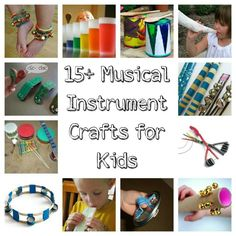 Creating instruments