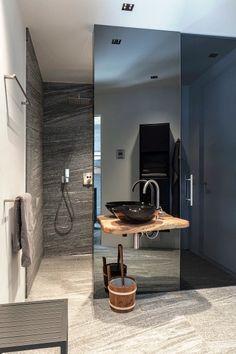 Interior Design Inspiration, Bathroom Lighting, Mirror, Architecture, Interior Architects, Gabriel, Furniture, Home Decor, Modern Interior Decorating