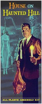 The House on Haunted Hill dead space Pinterest