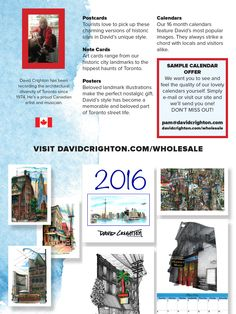 Check out my new Wholesale Product Line at http://david-crighton.myshopify.com/pages/wholesale