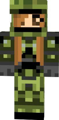 Nova Skin Skin Prumium Para Minecraft Pinterest Minecraft - Skins para minecraft pe halo