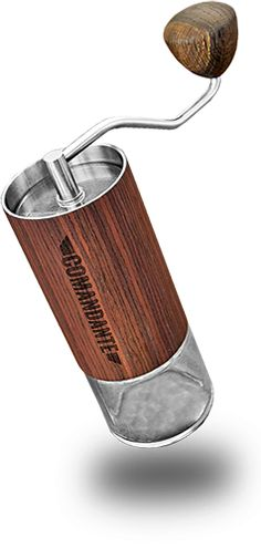 :::: COMANDANTE :::: Hand Grinder | 100% Quality | Made in Germany