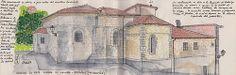 Igrexa da Nosa Señora do Camiño - Betanzos (A Coruña)