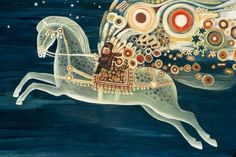 Risultati immagini per stepan zavrel illustratore Art And Illustration, Illustrations Posters, Christmas Poster, Horse Sculpture, Ad Art, Horse Art, Illustrators, Art For Kids, Folk Art