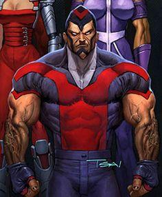 John Proudstar a.k.a. Thunderbird from Marvel