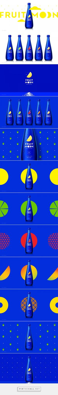 Fruit Moon beverage packaging design by Yaroslav Zheleznyakov - http://www.packagingoftheworld.com/2017/06/fruit-moon.html